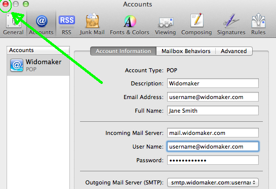 Mac-Mail-Close-Accounts-Window