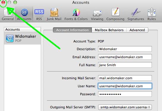Mac-Mail-Close-Accounts-Window